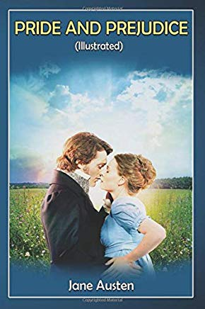 Pride and Prejudice (Illustrated) Cover