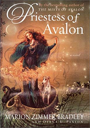 Priestess of Avalon (Avalon, Book 4) Cover