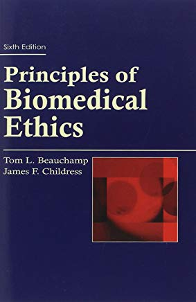 Principles of Biomedical Ethics Cover