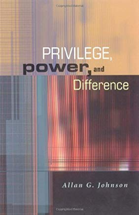 Privilege, Power and Difference Cover