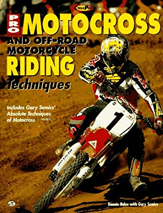 Pro Motocross and Off-Road Motorcycle Riding Techniques (Cycle Pro) Cover