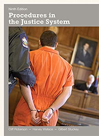 Procedures in the Justice System Cover