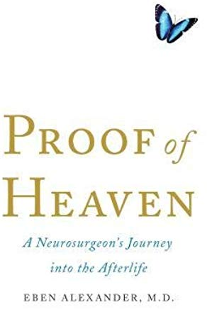 Proof of Heaven: A Neurosurgeon's Journey Into the Afterlife (Chinese Edition) Cover