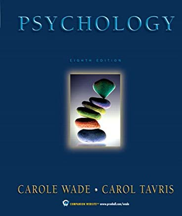 Psychology (8th Edition) Cover
