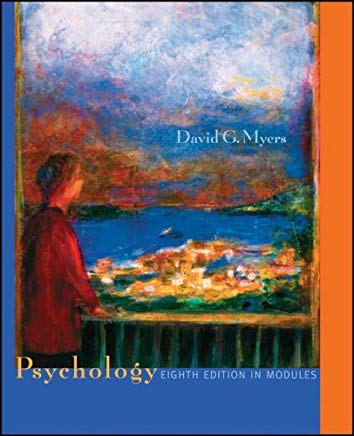 Psychology, Eighth Edition in Modules Cover