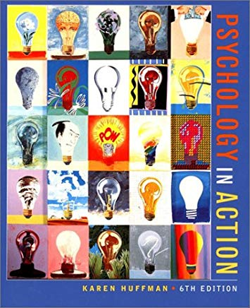 Psychology in Action Cover