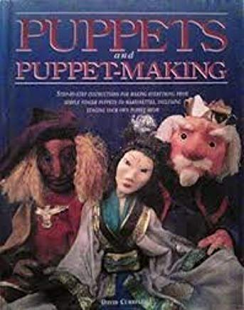Puppets and Puppet-Making Cover