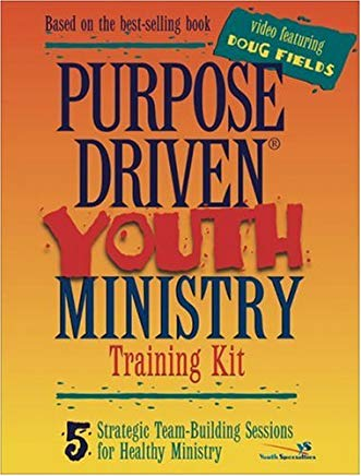 Purpose-Driven® Youth Ministry Training Kit Cover