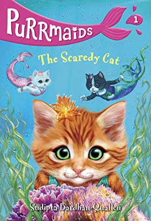 Purrmaids #1: The Scaredy Cat Cover