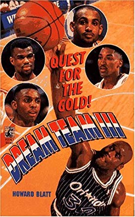 QUEST FOR THE GOLD: DREAM TEAM III Cover