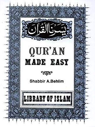 Quran Made Easy Cover