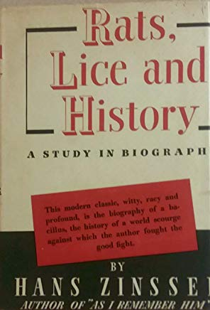 Rats, Lice and History: a Study in Biography Cover