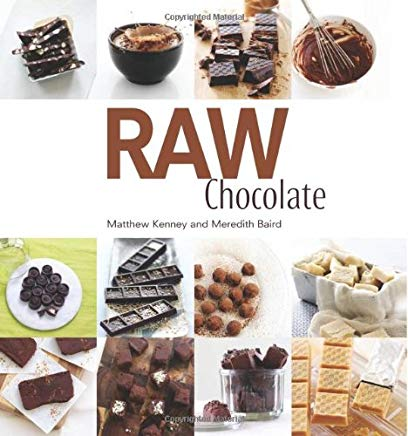Raw Chocolate Cover
