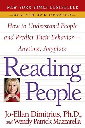 Reading People: How to Understand People and Predict Their Behavior -- Anytime, Anyplace Cover