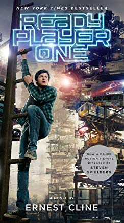 Ready Player One (Movie Tie-In): A Novel Cover
