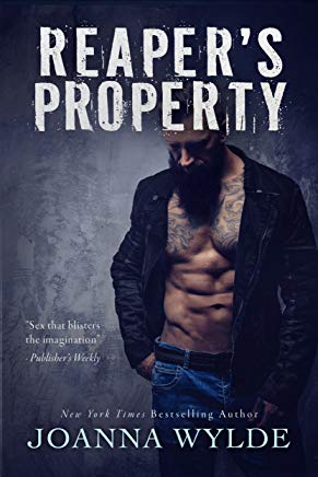 Reaper's Property (Reapers Motorcycle Club Book 1) Cover