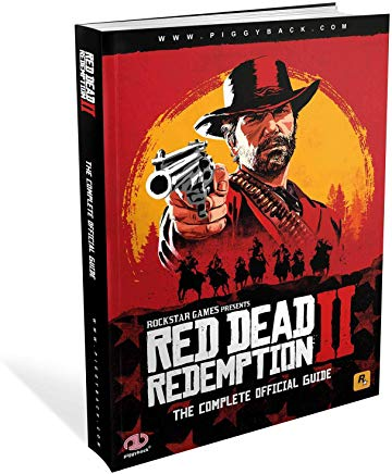 Red Dead Redemption 2: The Complete Official Guide Standard Edition Cover