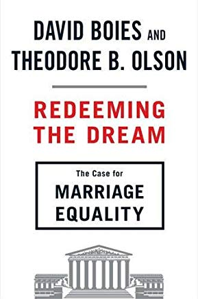 Redeeming the Dream: The Case for Marriage Equality Cover