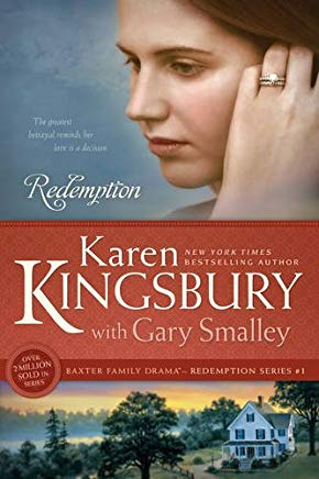 Redemption (Baxter Family Drama―Redemption Series) Cover