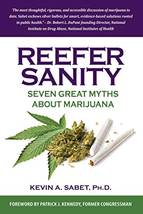 Reefer Sanity: Seven Great Myths About Marijuana Cover
