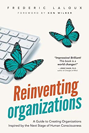 Reinventing Organizations Cover