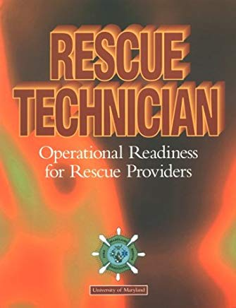 Rescue Technician: Operational Readiness for Rescue Providers (Lifeline) Cover