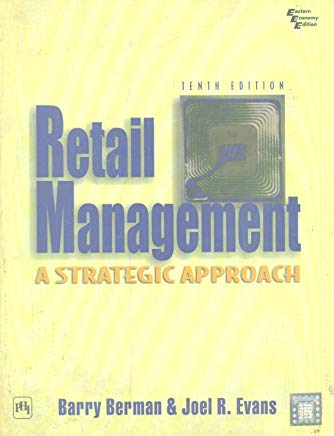 Retail Management: A Strategic Approach 10th Edition Cover