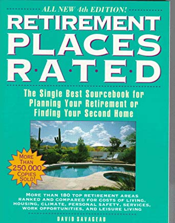 Retirement Places Rated Cover