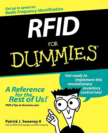 RFID For Dummies Cover