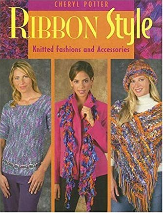 Ribbon Style: Knitted Fashions And Accessories Cover