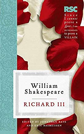 Richard III (The RSC Shakespeare) Cover