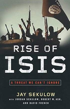 Rise of Isis Cover