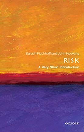Risk: A Very Short Introduction Cover
