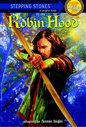 Robin Hood (A Stepping Stone Book) Cover