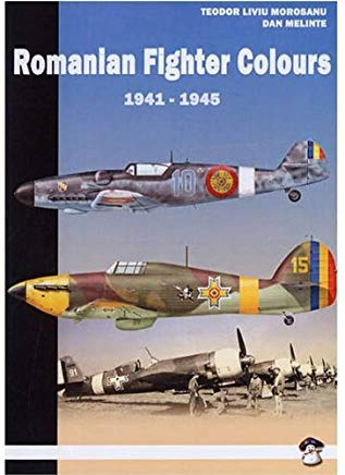 Romanian Fighter Colors 1941-1945 (White Series) Cover
