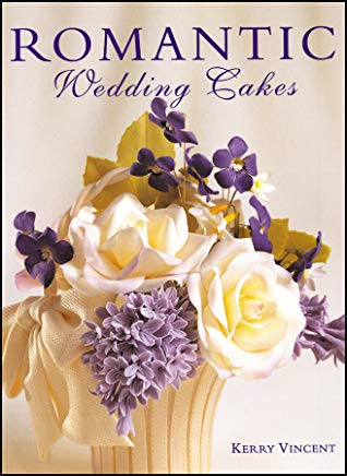 Romantic Wedding Cakes (Merehurst Cake Decorating) Cover