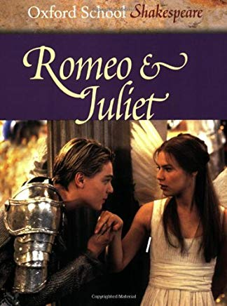Romeo & Juliet (Oxford School Shakespeare Series) Cover