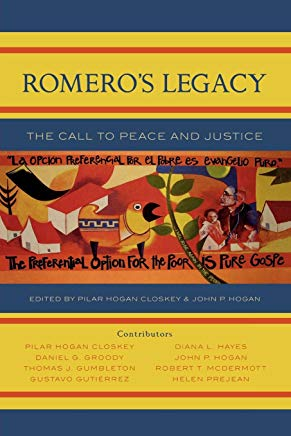 Romero's Legacy: The Call to Peace and Justice (Sheed & Ward Books) Cover