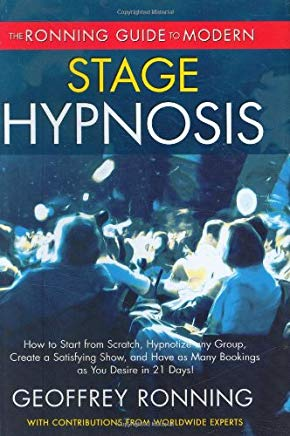 Ronning Guide to Modern Stage Hypnosis Cover