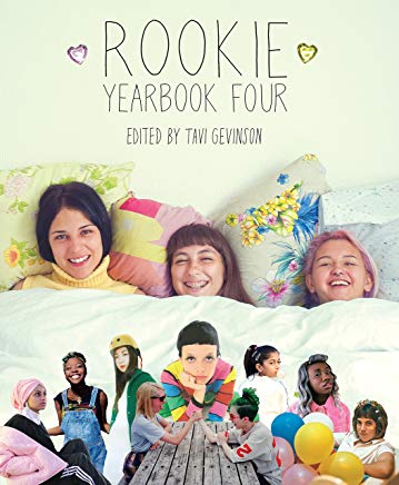 Rookie Yearbook Four Cover