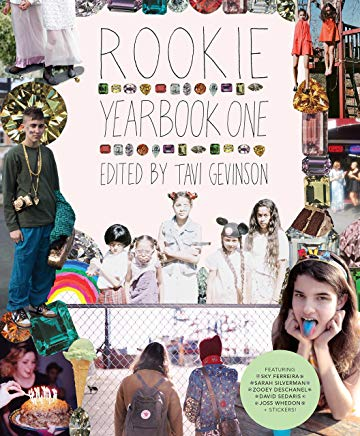 Rookie Yearbook One Cover