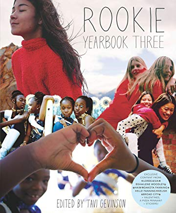 Rookie Yearbook Three Cover