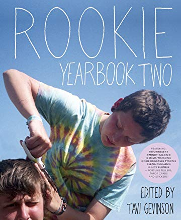 Rookie Yearbook Two Cover