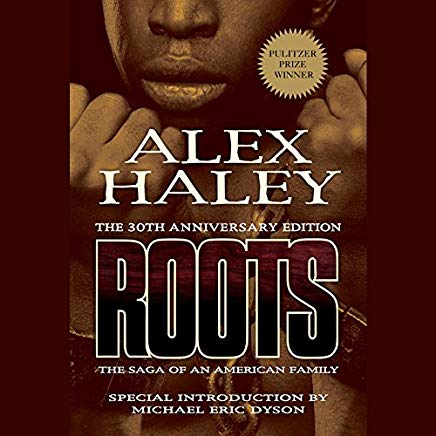 Roots: The Saga of an American Family; Library Edition Cover