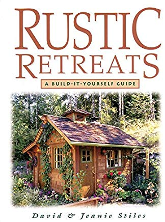 Rustic Retreats: A Build-It-Yourself Guide Cover