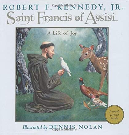 Saint Francis of Assisi: A Life of Joy Cover