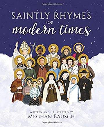 Saintly Rhymes for Modern Times Cover