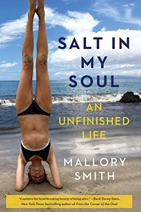 Salt in My Soul: An Unfinished Life Cover