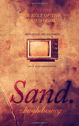 Sand Part 1: The Belt of the Buried Gods (Volume 1) Cover
