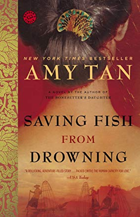 Saving Fish from Drowning Cover